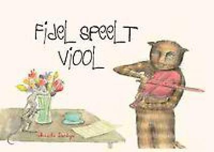 Fidel speelt viool