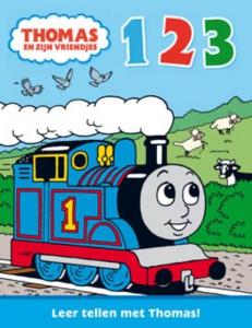 1 2 3 Leer tellen met Thomas
