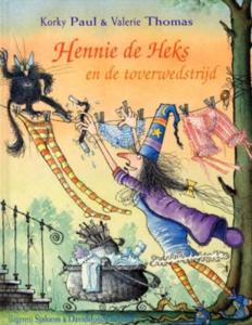 Hennie de heks en de toverwedstrijd
