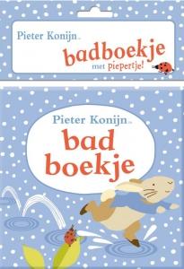 Pieter Konijn badboekje