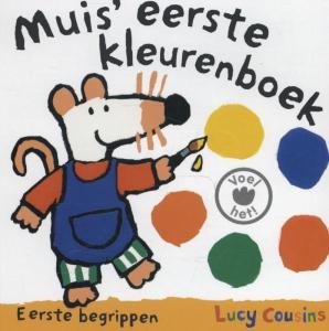 Muis eerste kleurenboek