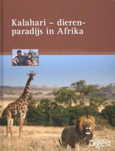 Expeditie dierenwereld Kalahari, dierenparadijs in Afrika