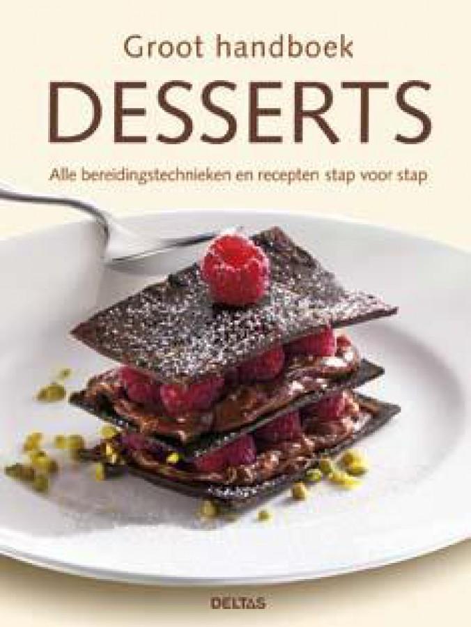 Groot handboek desserts