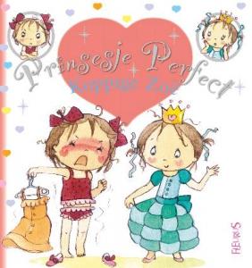 Prinsesje Perfect: Wispelturige Zoë