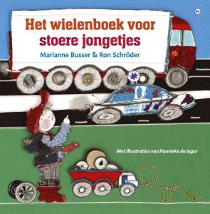 Het wielenboek voor stoere jongetjes