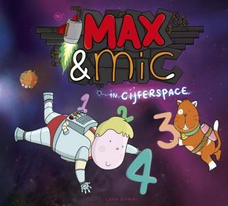 Max en Mic in cijferspace