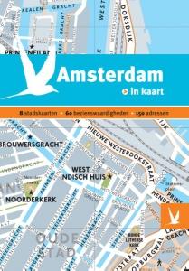 Amsterdam in kaart