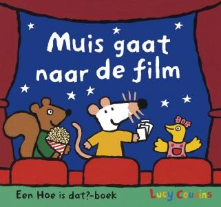 Muis gaat naar de film