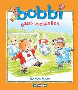 Bobbi gaat voetballen, pakket 3 stuks