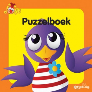 Puzzelboek  Jokie