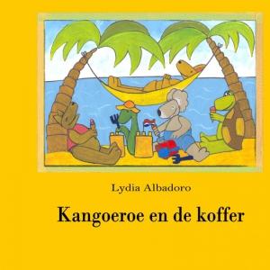 Kangoeroe en de koffer