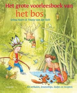 Het grote voorleesboek van het bos