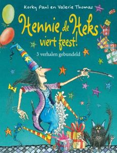 Hennie de heks viert feest!