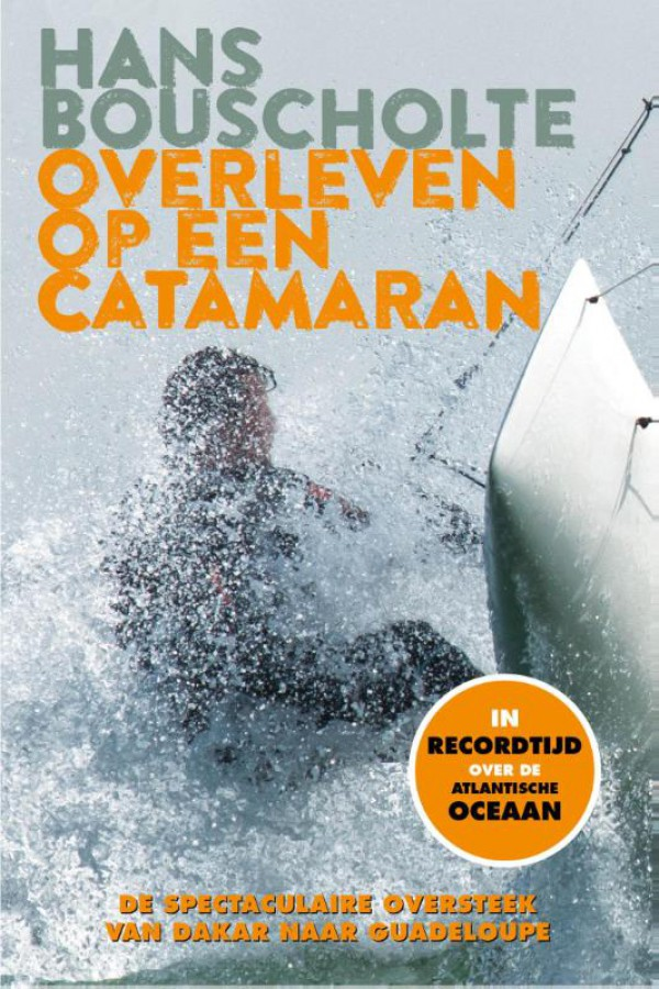 Overleven op een catamaran