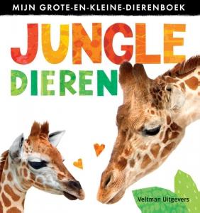 Mijn grote en kleine dierenboek: wilde dieren