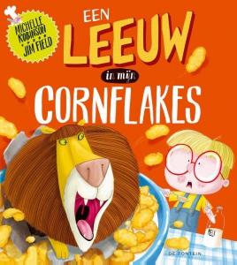 Een leeuw in mijn cornflakes