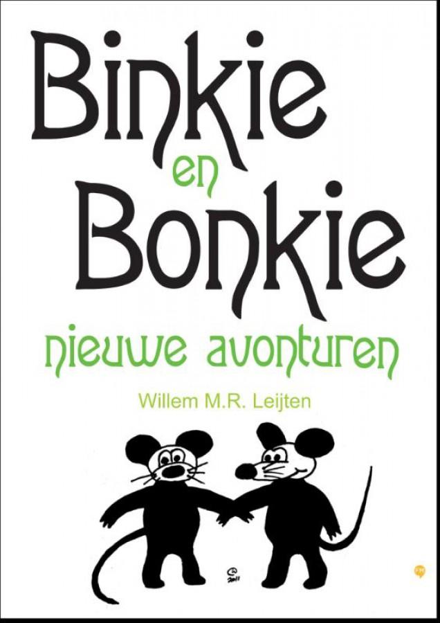 Binkie en Bonkie; nieuwe avonturen