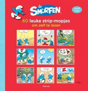 60 Smurfengekke strip-mopjes om zelf te lezen