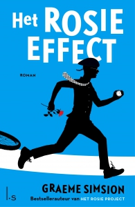 Simsion, Graeme omslag - Het Rosie Effect