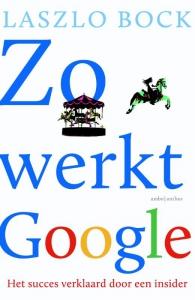 Zo werkt Google
