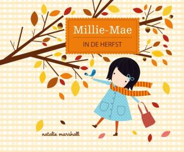 Millie-Mae in de herfst 1