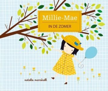 Millie-Mae in de zomer