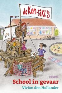 De Kon-Tiki's: School in gevaar