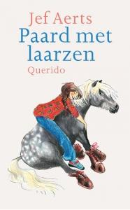 Paard met laarzen
