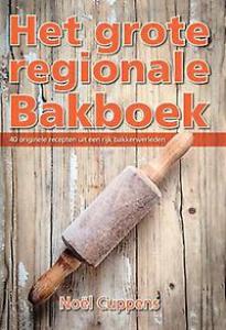 Het grote regionale bakboek