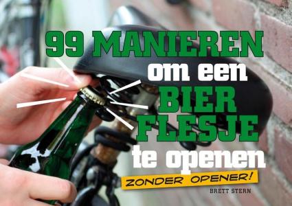 99 manieren om een bierflesje te openen