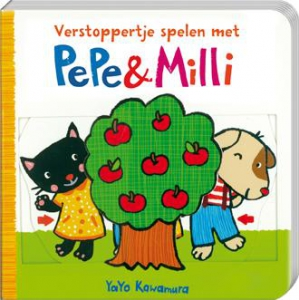Verstoppertje spelen met Pepe & Milli
