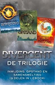 Divergent. De trilogie