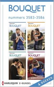 Bouquet e-bundel nummers 3583-3586