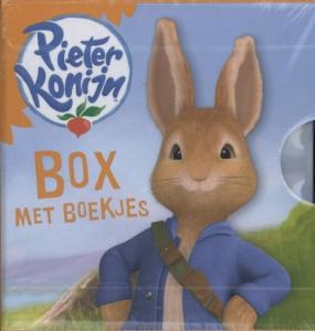 Pieter konijn box