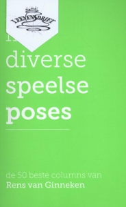 In diverse speelse poses