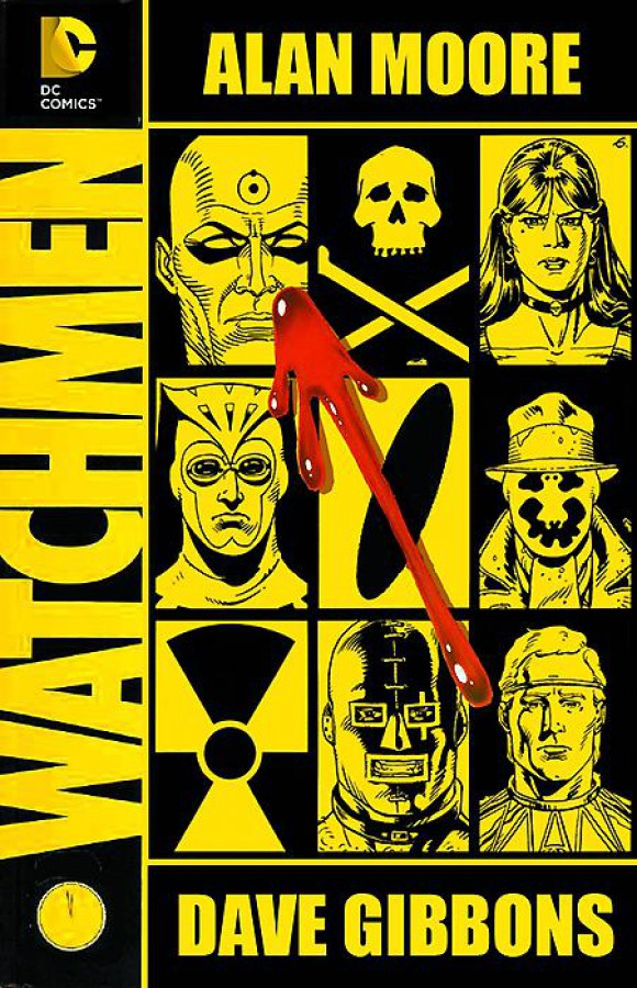 Watchmen International Edition New Ed
