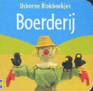 Boerderij - Blokboekje