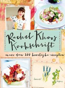 Rachel Khoo's kookschrift