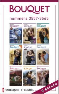 Bouquet e-bundel nummers 3557-3565
