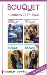 Bouquet e-bundel nummers 3557-3560