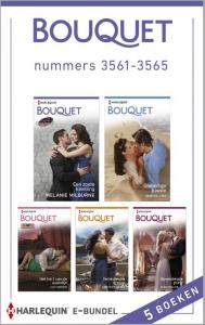 Bouquet e-bundel nummers 3561-3565