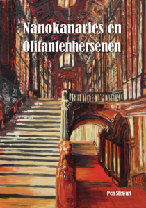 Cover-nanokanaries en olifantenhersenen-middenformaat