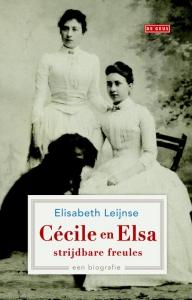 Cecile en Elsa strijdbare freules