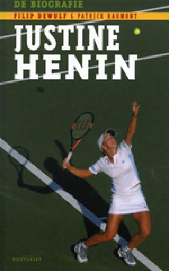 Justine Henin - de biografie