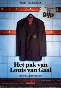 Het pak van Louis van Gaal