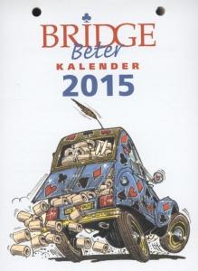 Bridge beter kalender  2015