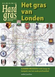 Het gras van Londen