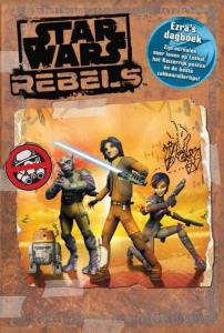 Star Wars Rebels. het dagboek van Ezra