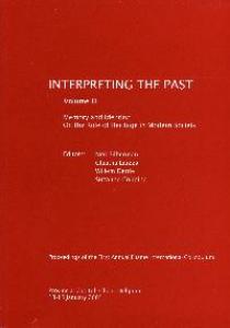 Interpreting the Past III