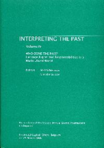 Interpreting The Past - ITP IV